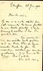 1854 - 1927. Poète. Son inspiration est parfois tirée de ses occupations culinaires (il était aubergiste), mais surtout de la nature : Sous les ...