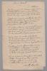1872 - 1945. Littérateur, fondateur avec Lugné-Poë du théâtre de l'œuvre en 1893. 1 L.A.S., 2 sonnets et 1 cantilène A.S.. MAUCLAIR Camille