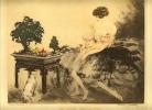 Le jardin japonais. ICART Louis