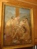 (Descente de croix). TABLEAUX BRODÉS