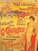 Ville d'Avignon. Grandes fêtes de charité à l'occasion du 6è centenaire de la naissance de Pétrarque. 16, 17 et 18 juillet 1904. Grande cavalcade ...