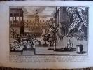 Suite rarissime de 6 planches : histoire de Joseph. LEBLOND