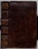 Histoire du calendrier romain, qui contient son origine & les divers changemens qui lui sont arrivés.. BLONDEL Monsieur