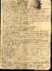 Déposition de huit témoins devant le viguier de Laudun, dans une affaire de meurtre commis par un teinturier de Bagnols et ses deux complices de ...