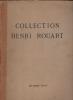Catalogue des dessins et pastels anciens et modernes ... composant la collection de feu M. Henri Rouart..