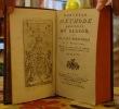 Nouvelle méthode raisonnée du blason ou l'art héraldique du P. Menestrier.. MENESTRIER Père