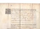 Du 5 octobre 1683. Quittance.. BARBIER DU METZ Gédéon