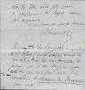 Dossier concernant la nomination d'Arnaviel comme Prieur honoraire des Pénitents Blancs d'Avignon, succèdant ainsi à Mistral et à Charloun Rieu.. ...