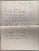 Manuscrit A.S. daté du 29 août 1880.. BOUVET Henri