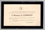 . FLANDREYSY Marquise de (Jeanne Mellier)