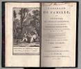Tableaux de famille ou journal de Charles Engelman.. LAFONTAINE Auguste