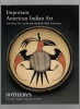 Important american indian art, including the Lucille and Marshall Miller collction..