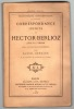 Correspondance inédite de Hector Berlioz 1819-1868.