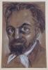 Pierre Pétroz. Écrivain, important critique d'art du milieu du XIXè. 1819-1891.. NADAR (Félix Tournachon)