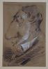 Timon de Cormenin. Célèbre pamphlétaire, très opposé à Louis-Philippe.. NADAR (Félix Tournachon)