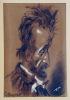 Théodore Pelloquet. Journaliste (pseudonyme de Frédéric Bernard). Seurre 1820-Nice 1868.. NADAR (Félix Tournachon)