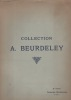 Collection de M. A. BEURDELEY.