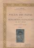 Le palais des Papes et les monuments d'Avignon au XIVè siècle.. LABANDE L.-H.