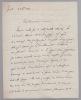 """Écrivain, auteur du mémoire """"Juifs"""" publié aux Cahiers de la quinzaine.. DELAHACHE Georges (Lucien Aaron dit)"""