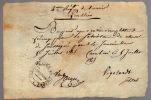 Bon pour une ration complète de fourrage. 1815