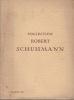 Catalogue de tableaux anciens. Collection Robert Schumann