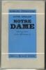 Notre Dame Maria de Nazareth. Traduction de Yves Malartic.. SINCLAIR (Upton).