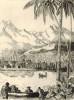 Polynésie. Frontispice de Urbain Faure.. DORSENNE (Jean).