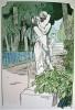 Les Amours de Psyché et de Cupidon. Edition conforme aux textes originaux établie par Louis Perceau  et ornée d'illustrations en couleurs par ...