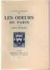 Les Odeurs de Paris. Portrait de l'auteur gravé sur bois par P. Eug. Vibert.. VEUILLOT (Louis).