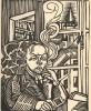 M. Croquant. Edition ornée d'un portrait de l'auteur et décorée de dessins originaux gravés sur bois par Raoul Dufy.. GOURMONT (Remy de).