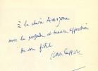 La Rose et le Vin. Poèmes suivis d'un commentaire . Hors-texte de Lancelot Ney.. CASSOU (Jean).