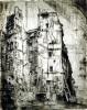 Rues et visages de Paris. Eau-forte de Jean Donnay.. LARBAUD (Valery).