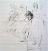 Les Pantins de Paris. 134 illustrations en noir et en couleurs de J.-L. Forain.. COQUIOT (Gustave).