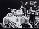 Le livre des Idylles et Passe-Temps. Décoré de vignettes gravées sur bois par Pierre Noury.. MARY (André).