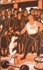 L'accent de Paris. Trente-bois gravés en deux couleurs dessinés par Charles Bouleau et gravés par Henri Eynard. Préface de Marcel Pagnol.. GROFFE ...