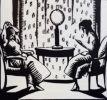 A quoi rêvent les jeunes filles. Comédie en deux actes avec les vignettes gravées par Hermann-Paul.. MUSSET (Alfred de).