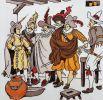 Histoire d'un grand Coquin nommé Don Pablo traduite de l'espagnol par Rétif de la Bretonne et d'Hermilly. Avec des eaux-fortes originales de Joseph ...