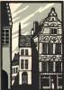 Le Bourgmestre de Stilmonde. Pièce en trois actes. trente bois dessinés et gravés par Picart Le Doux. . MAETERLINCK (Maurice).