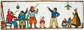 Chansons du Marin Français au temps de la marine en bois. Recueillies et illustrées par Guy Arnoux.. ARNOUX (Guy).