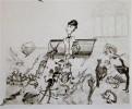 Les Ludions. Illustrés par Marie Monnier.. FARGUE (Léon -Paul).