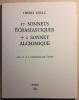 17 sonnets écrasiastiques +1 sonnet alchimique avec 17+1 compositions par l'auteur.. FOULC (Thieri).
