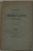 Charles Guérin 1873-1907.Avec dix gravures et deux autographes. . VIOLLIS (Jean).