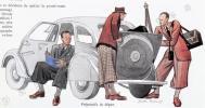 Automobile et Tourisme. L'Illustration. Numéro spécial. 3 octobre 1936.. AUTOMOBILE.