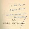 la Ville Invisible. Roman. . GANDON (Yves).