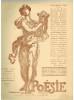 Poésie. Cahiers mensuels illustrés. Août 1925. . COLLECTIF.
