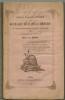 Notice bibliographique des ouvarges de M. de La Mennais, de leurs réfutations, de leurs apologies. QUERARD (J.-M.).