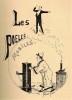 Poèmes mobiles. Monologues. Illustrations de l'auteur  avec illustrations de l'auteur et une préface  de Coquelin Cadet.. MAC-NAB.