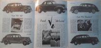 Ford V8. . AUTOMOBILE.