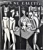 Images de l'arrière. Suite de dix bois gravés originaux et inédits dessinés et gravés par Monsieur J.-E. Laboureur. . LABOUREUR (J.-E.).
