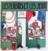 Prochainement ouverture... de boutiques littéraires dessinées par Henri Guillac et présentées par Pierre Mac Orlan.. MAC ORLAN (Pierre).